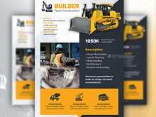 48 Online Construction Flyer Template Now for Construction Flyer Template