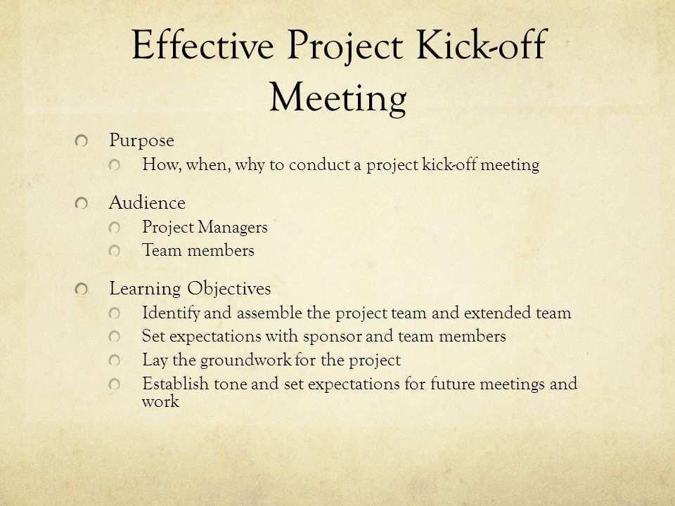 48 Online Pmi Kick Off Meeting Agenda Template Download by Pmi Kick Off Meeting Agenda Template