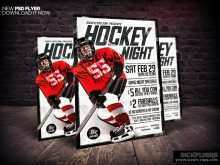 48 Printable Free Hockey Flyer Template Now for Free Hockey Flyer Template