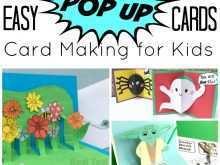48 Printable Pop Up Card Tutorial Animals PSD File by Pop Up Card Tutorial Animals