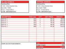 48 Report Gst Invoice Template Xls Formating with Gst Invoice Template Xls