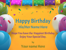 48 The Best Birthday Card Maker Online PSD File with Birthday Card Maker Online