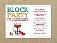 48 The Best Block Party Template Flyers Free Formating for Block Party Template Flyers Free