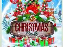 48 The Best Christmas Flyer Templates in Word by Christmas Flyer Templates