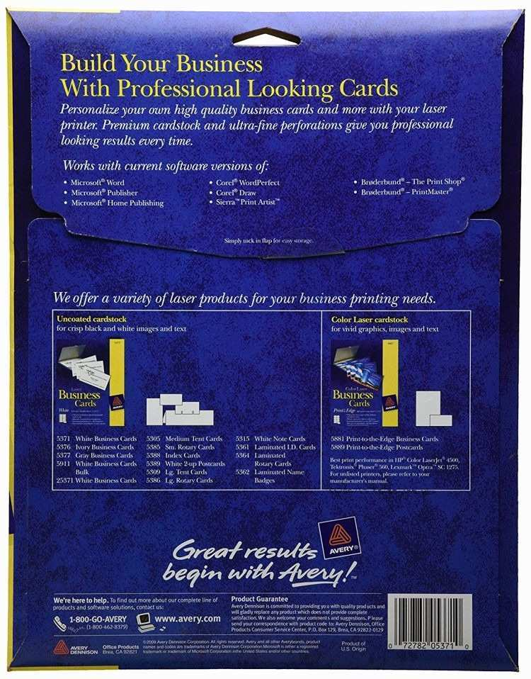 48 Visiting Avery Index Card Template For Word for Ms Word by Avery Index Card Template For Word