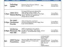 48 Visiting Church Conference Agenda Template Photo with Church Conference Agenda Template
