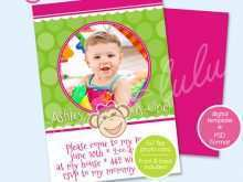 49 Baby Birthday Card Template Download PSD File by Baby Birthday Card Template Download