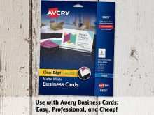 49 Best Avery Business Card Template 27881 in Photoshop by Avery Business Card Template 27881