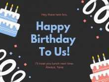 49 Blank Birthday Card Template Canva Layouts by Birthday Card Template Canva