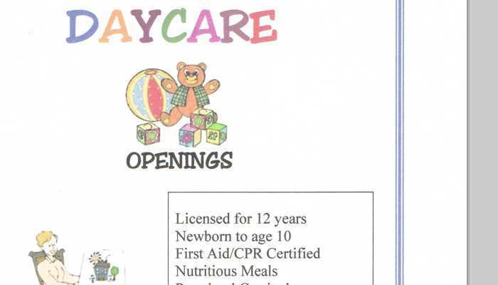 49 Create Child Care Flyer Templates With Stunning Design for Child Care Flyer Templates