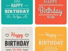 49 Creative Birthday Card Vintage Template Templates with Birthday Card Vintage Template
