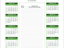 49 Creative Class Schedule Template Design in Photoshop for Class Schedule Template Design