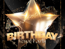 49 Customize Our Free Birthday Party Flyer Template Maker for Birthday Party Flyer Template