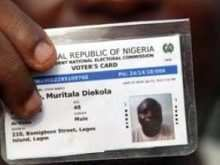 Nigerian National Id Card Template