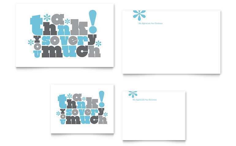 49 Customize Thank You Card Template Adobe Illustrator Formating by Thank You Card Template Adobe Illustrator