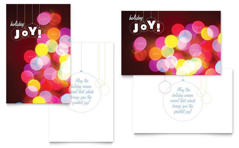 49 Format Christmas Card Template For Publisher For Free by Christmas Card Template For Publisher