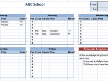 49 Format Class Timetable Template Free for Ms Word for Class Timetable Template Free