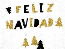 49 Free Christmas Card Templates In Spanish Now by Christmas Card Templates In Spanish