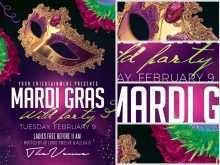 49 Free Mardi Gras Party Flyer Templates Free Now by Mardi Gras Party Flyer Templates Free