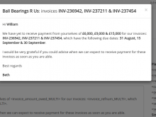 49 How To Create Chasing Invoice Email Template Formating with Chasing Invoice Email Template