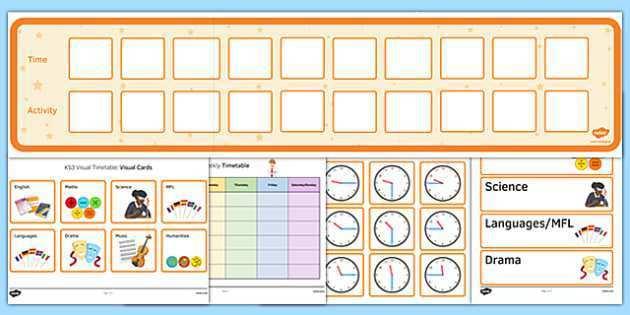 49 How To Create Class Timetable Template Ks2 PSD File by Class Timetable Template Ks2