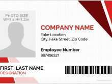 49 How To Create Id Card Template In Word PSD File by Id Card Template In Word
