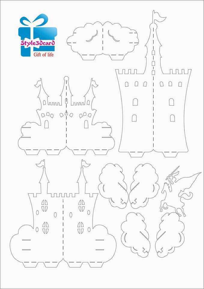 49 How To Create Kirigami Pop Up Card Templates Free For Free by Kirigami Pop Up Card Templates Free