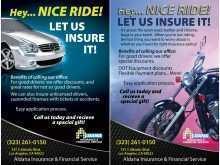 49 Printable Auto Insurance Flyer Template Photo for Auto Insurance Flyer Template