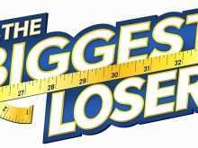 49 Printable Biggest Loser Flyer Template in Word for Biggest Loser Flyer Template