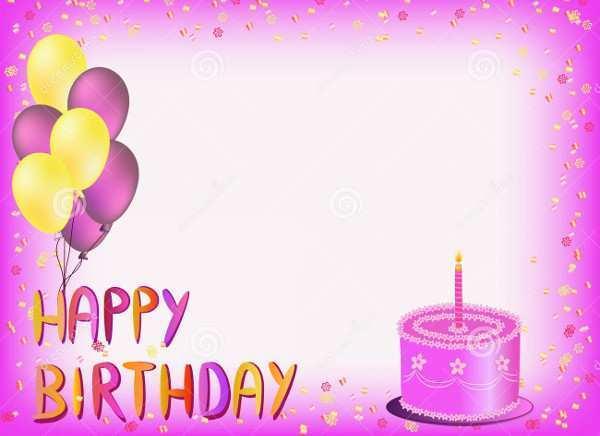 49 Printable Birthday Card Templates Powerpoint in Photoshop for Birthday Card Templates Powerpoint