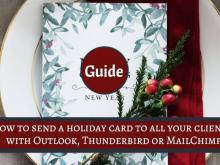 49 Printable Christmas Card Template For Mailchimp Formating by Christmas Card Template For Mailchimp