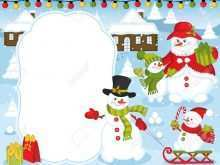 49 Report Christmas And New Year Card Templates in Photoshop for Christmas And New Year Card Templates
