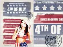 49 Visiting Fourth Of July Flyer Template Free Templates for Fourth Of July Flyer Template Free