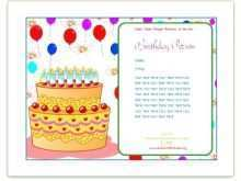 50 Adding Birthday Card Template Word Mac Maker with Birthday Card Template Word Mac