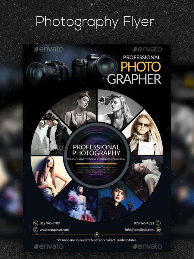 50 Blank Free Photography Flyer Templates Photoshop Now with Free Photography Flyer Templates Photoshop