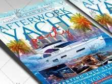 50 Creating Boat Cruise Flyer Template in Photoshop for Boat Cruise Flyer Template