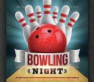 50 Creative Bowling Flyer Template Free Templates by Bowling Flyer Template Free