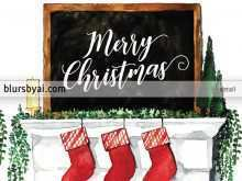 50 Creative Christmas Stocking Card Template With Stunning Design by Christmas Stocking Card Template