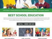 50 Creative Education Flyer Templates PSD File with Education Flyer Templates