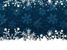 50 Customize Christmas Card Border Templates Maker by Christmas Card Border Templates