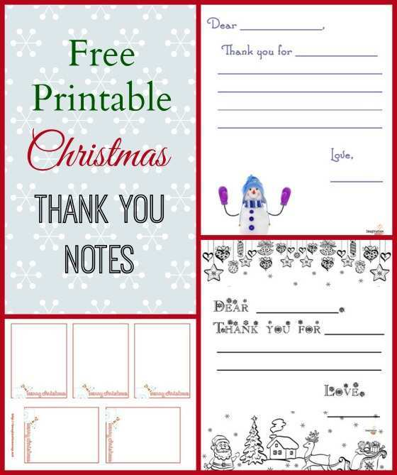 50 Customize Free Printable Thank You