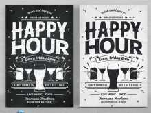 50 Free Happy Hour Flyer Template Free For Free for Happy Hour Flyer Template Free