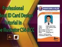 50 Free Id Card Template Adobe Illustrator for Ms Word with Id Card Template Adobe Illustrator
