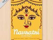 Navratri Invitation Card Format In English