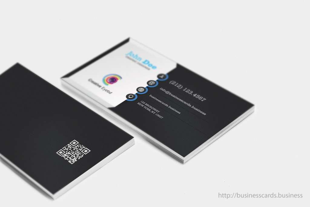 50 Free Printable Business Card Template John Doe With Stunning Design for Business Card Template John Doe
