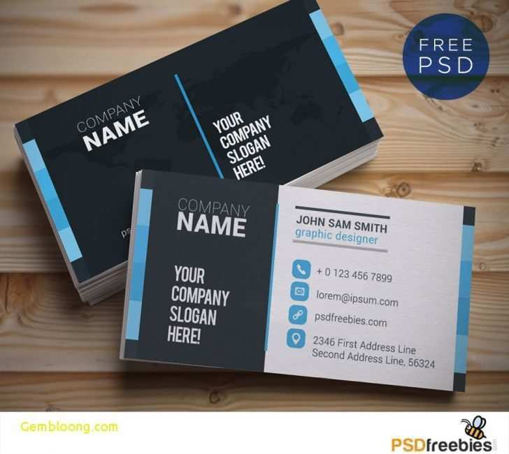 50 Free Printable Business Card Templates Brother in Word by Business Card Templates Brother