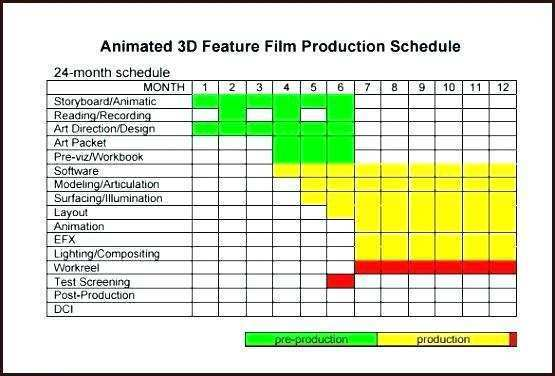 50 Free Printable Film Production Schedule Template Word in Photoshop for Film Production Schedule Template Word