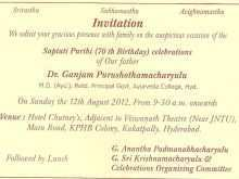 71 Report Invitation Card Format For Teachers Day With