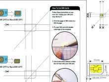 50 Free Printable Micro Sim Card Cut Out Template Layouts for Micro Sim Card Cut Out Template