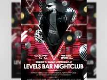 Free Nightclub Flyer Design Templates